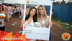 Foto Fotos da galera no #SafadãoElétrico 109