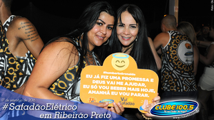 Foto Fotos da galera no #SafadãoElétrico 300