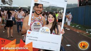 Foto Fotos da galera no #SafadãoElétrico 129