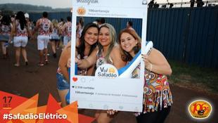 Foto Fotos da galera no #SafadãoElétrico 145