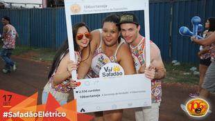 Foto Fotos da galera no #SafadãoElétrico 148