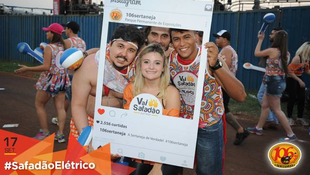 Foto Fotos da galera no #SafadãoElétrico 151