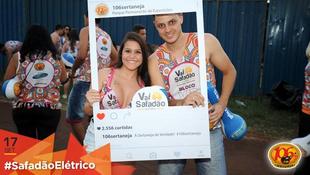 Foto Fotos da galera no #SafadãoElétrico 154