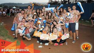 Foto Fotos da galera no #SafadãoElétrico 160