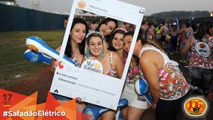 Foto Fotos da galera no #SafadãoElétrico 166