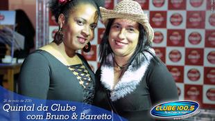 Foto Quintal da Clube com Bruno & Barretto 4
