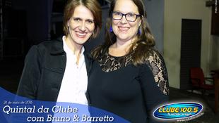 Foto Quintal da Clube com Bruno & Barretto 7