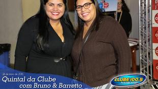 Foto Quintal da Clube com Bruno & Barretto 10
