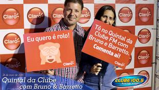 Foto Quintal da Clube com Bruno & Barretto 13