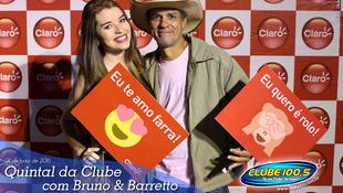 Foto Quintal da Clube com Bruno & Barretto 14
