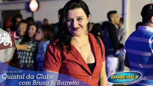 Foto Quintal da Clube com Bruno & Barretto 16