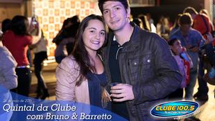 Foto Quintal da Clube com Bruno & Barretto 17