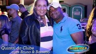 Foto Quintal da Clube com Bruno & Barretto 19