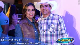 Foto Quintal da Clube com Bruno & Barretto 20
