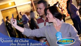 Foto Quintal da Clube com Bruno & Barretto 22