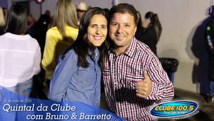 Foto Quintal da Clube com Bruno & Barretto 24