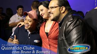 Foto Quintal da Clube com Bruno & Barretto 26