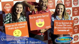 Foto Quintal da Clube com Bruno & Barretto 27