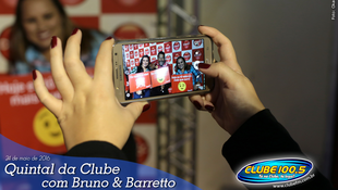 Foto Quintal da Clube com Bruno & Barretto 28