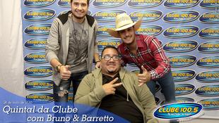 Foto Quintal da Clube com Bruno & Barretto 31