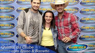 Foto Quintal da Clube com Bruno & Barretto 32
