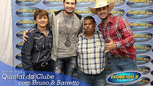 Foto Quintal da Clube com Bruno & Barretto 33