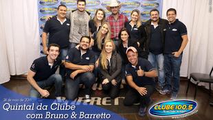 Foto Quintal da Clube com Bruno & Barretto 35