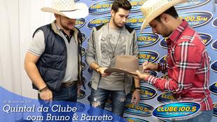 Foto Quintal da Clube com Bruno & Barretto 36