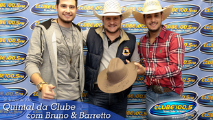 Foto Quintal da Clube com Bruno & Barretto 37