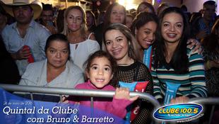 Foto Quintal da Clube com Bruno & Barretto 39