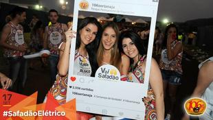 Foto Fotos da galera no #SafadãoElétrico 211