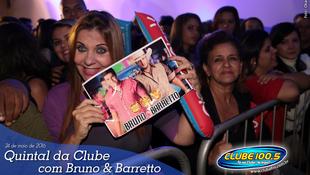 Foto Quintal da Clube com Bruno & Barretto 41