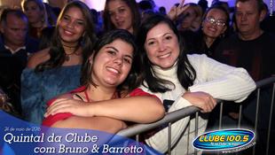 Foto Quintal da Clube com Bruno & Barretto 42