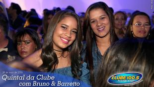 Foto Quintal da Clube com Bruno & Barretto 43