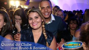 Foto Quintal da Clube com Bruno & Barretto 44