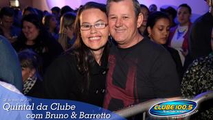 Foto Quintal da Clube com Bruno & Barretto 45