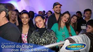 Foto Quintal da Clube com Bruno & Barretto 46
