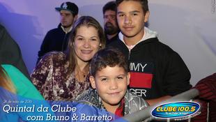 Foto Quintal da Clube com Bruno & Barretto 47