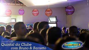 Foto Quintal da Clube com Bruno & Barretto 48