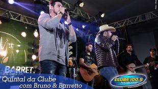 Foto Quintal da Clube com Bruno & Barretto 53