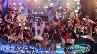 Foto Quintal da Clube com Bruno & Barretto 54