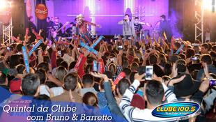 Foto Quintal da Clube com Bruno & Barretto 56