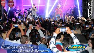 Foto Quintal da Clube com Bruno & Barretto 57
