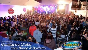 Foto Quintal da Clube com Bruno & Barretto 59