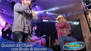 Foto Quintal da Clube com Bruno & Barretto 60