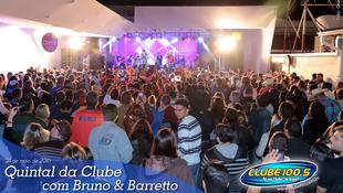 Foto Quintal da Clube com Bruno & Barretto 61