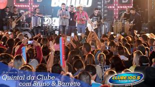 Foto Quintal da Clube com Bruno & Barretto 63