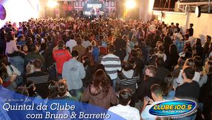 Foto Quintal da Clube com Bruno & Barretto 64