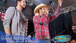 Foto Quintal da Clube com Bruno & Barretto 66