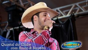 Foto Quintal da Clube com Bruno & Barretto 67